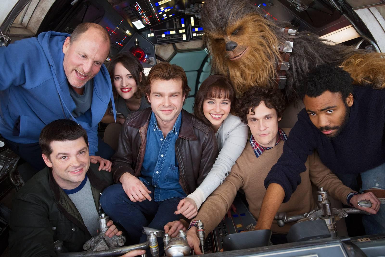 «Звёздные войны: Соло»: что происходит с фильмом?