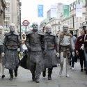 Фото: Белые ходоки из «Игры престолов» прошлись по Лондону 13