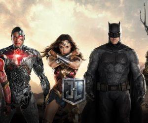 Вышел новый трейлер «Лиги Справедливости»