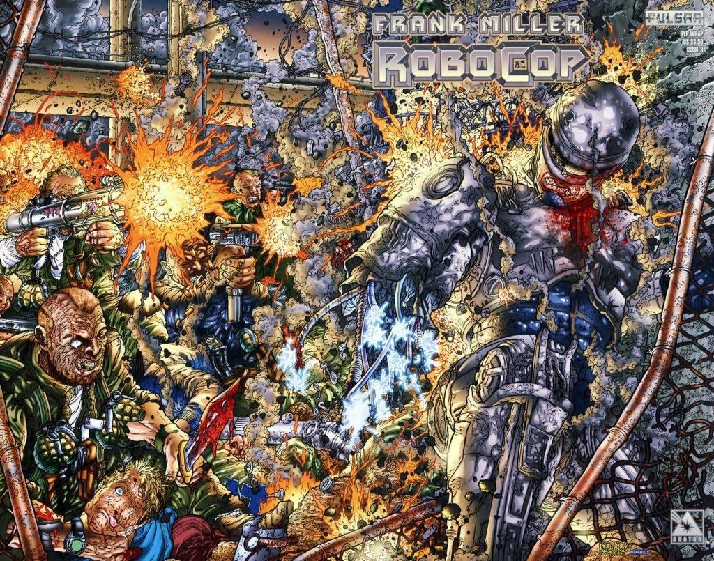 Взлёт и падение «Робокопа» 5