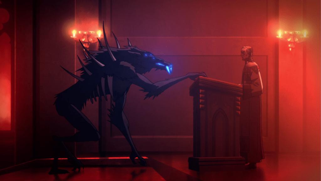 Castlevania от Netflix: обзор 1