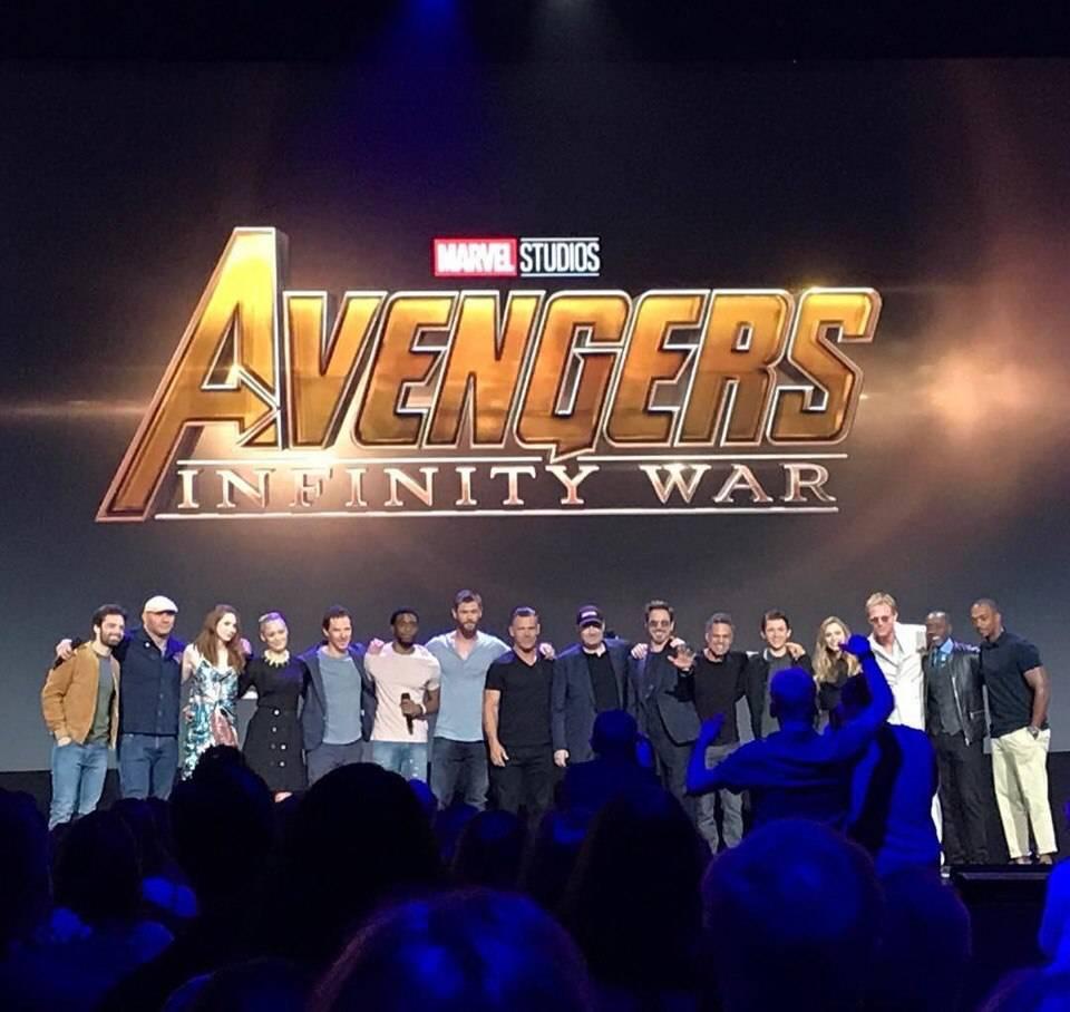 На конвенте Disney показали тизер «Мстителей: Война бесконечности». Мы пересказали его 1