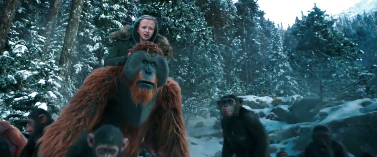 «Планета обезьян: Война» — это «Варкрафт» глазами орков
