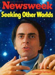 Карл Саган. Первый гражданин Земли 5