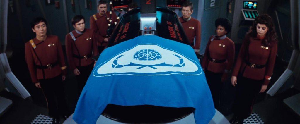 Похороны в космосе 5