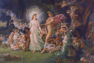 Оберон и Титания