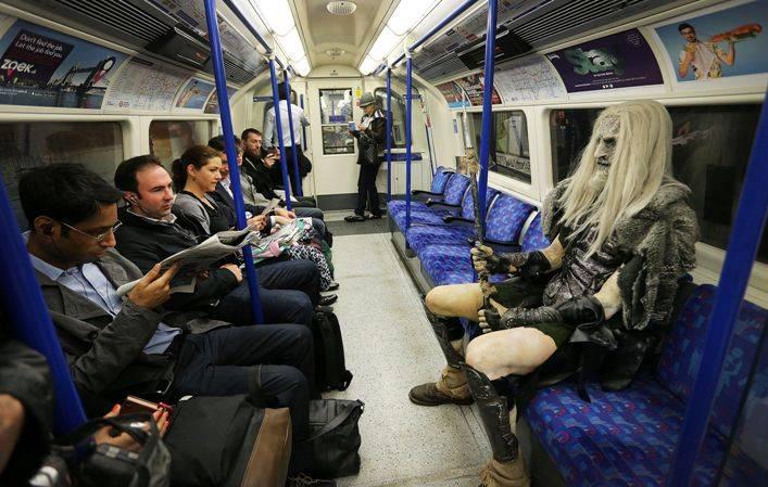 В московском метро пройдёт премьерный показ «Игры престолов»