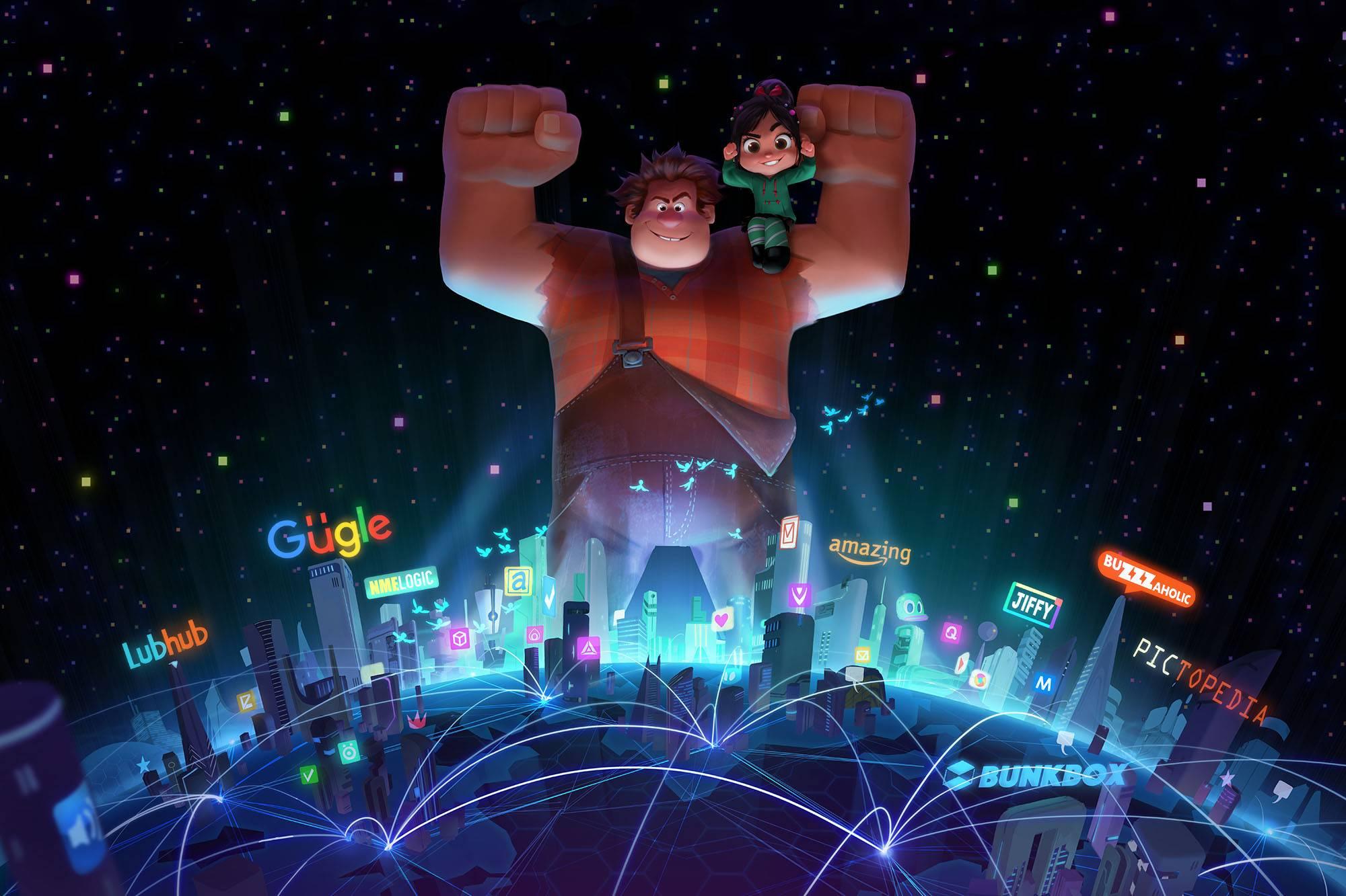 D23 Expo: сиквелы «Ральфа», «Суперсемейки» и новый проект Pixar 3