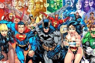 Вот какие фильмы нас ждут по Киновселенной DC