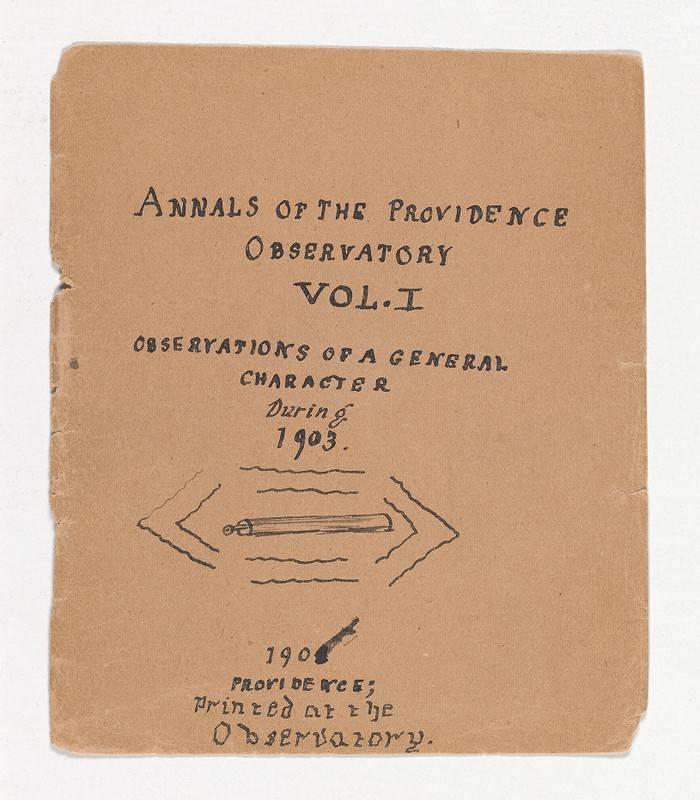 Университет Брауна выложил отксканированные манускрипты Говарда Лавкрафта 1