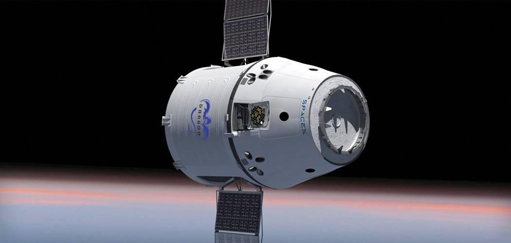 SpaceX вернула на Землю повторно запущенный грузовой корабль