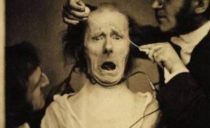 Жуткие фотографии Викторианской эпохи
