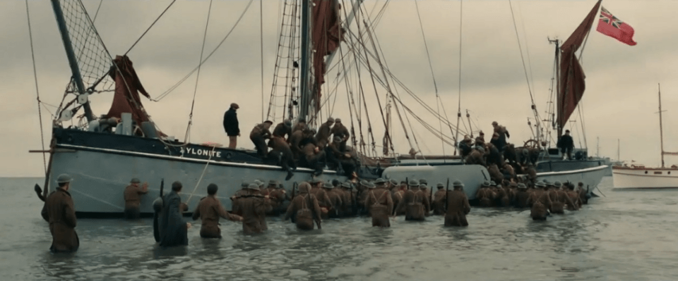 «Дюнкерк» — не лучший фильм Нолана