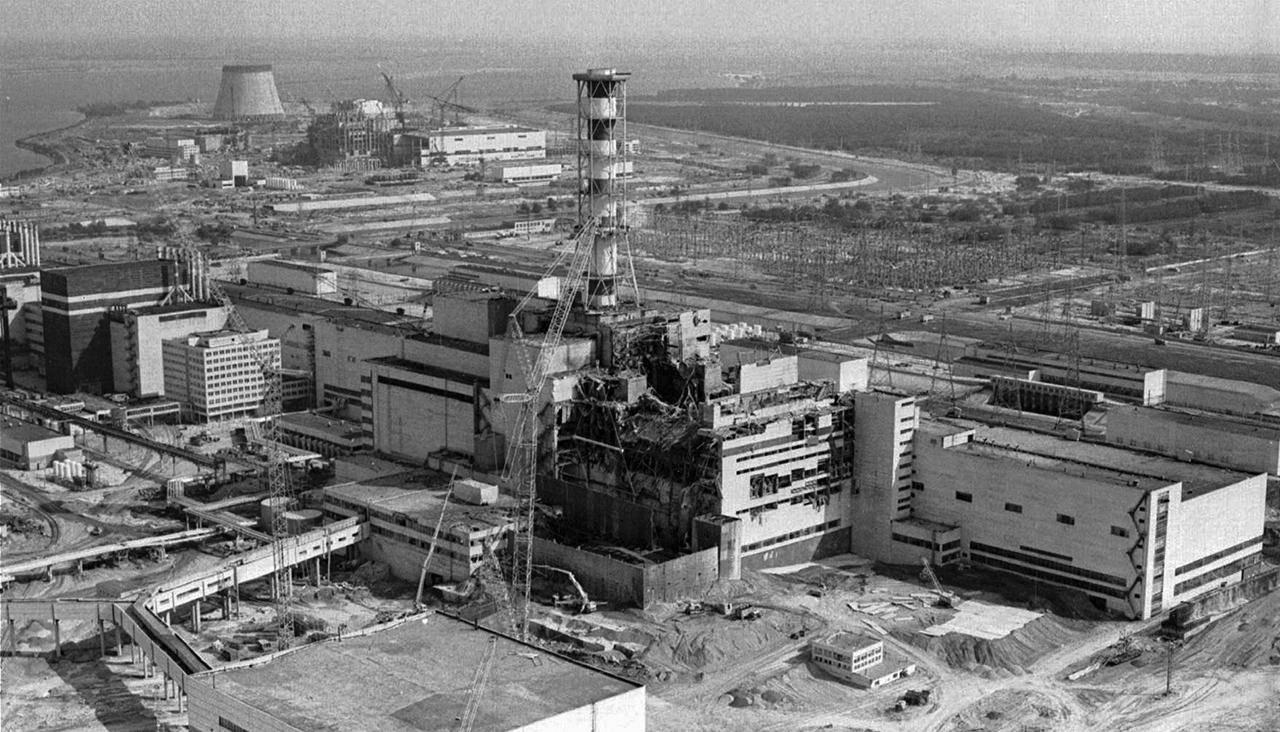 Канал HBO заказал сериал про аварию на Чернобыльской АЭС