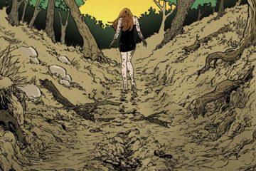 «Воскресение Рэйчел»: комикс-ужастик в духе Кроненберга 3