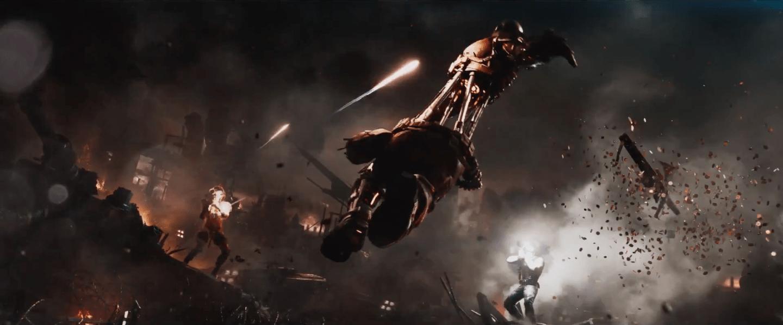 Стальной гигант и ДеЛориан: все пасхалки и отсылки в трейлере «Первому игроку приготовиться» 9
