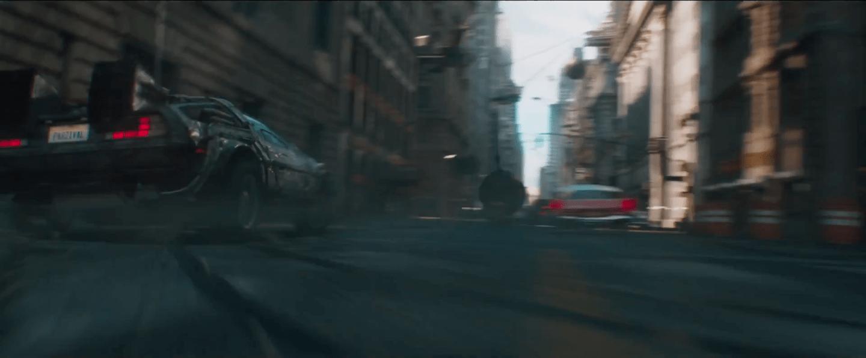 Стальной гигант и ДеЛориан: все пасхалки и отсылки в трейлере «Первому игроку приготовиться» 5