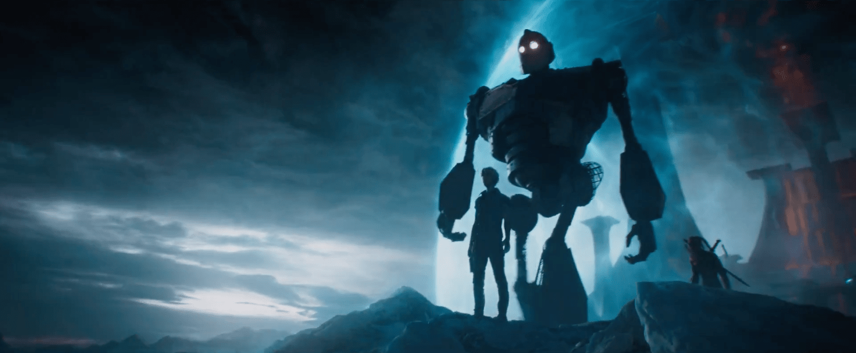 Стальной гигант и ДеЛориан: все пасхалки и отсылки в трейлере «Первому игроку приготовиться» 3