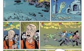 Комикс: День мёртвых