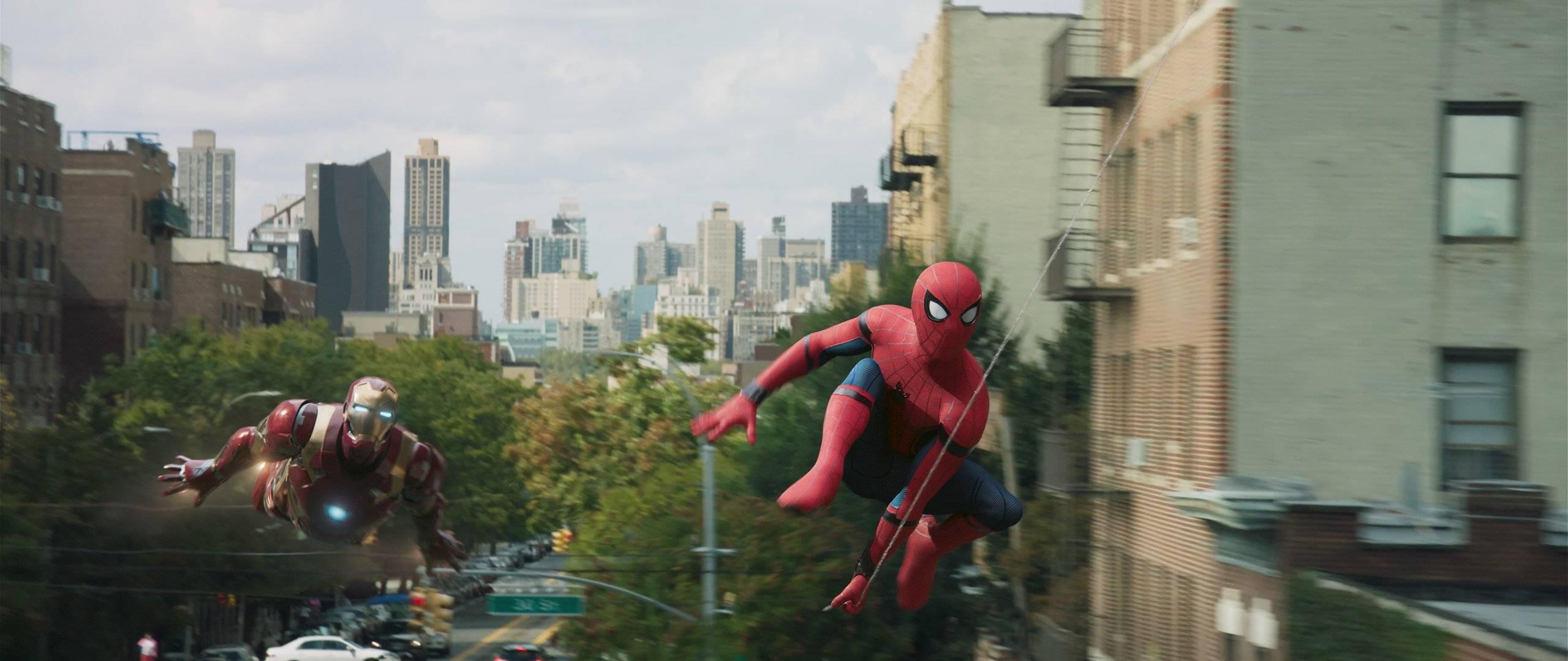 «Человек-паук: Возвращение домой» 3