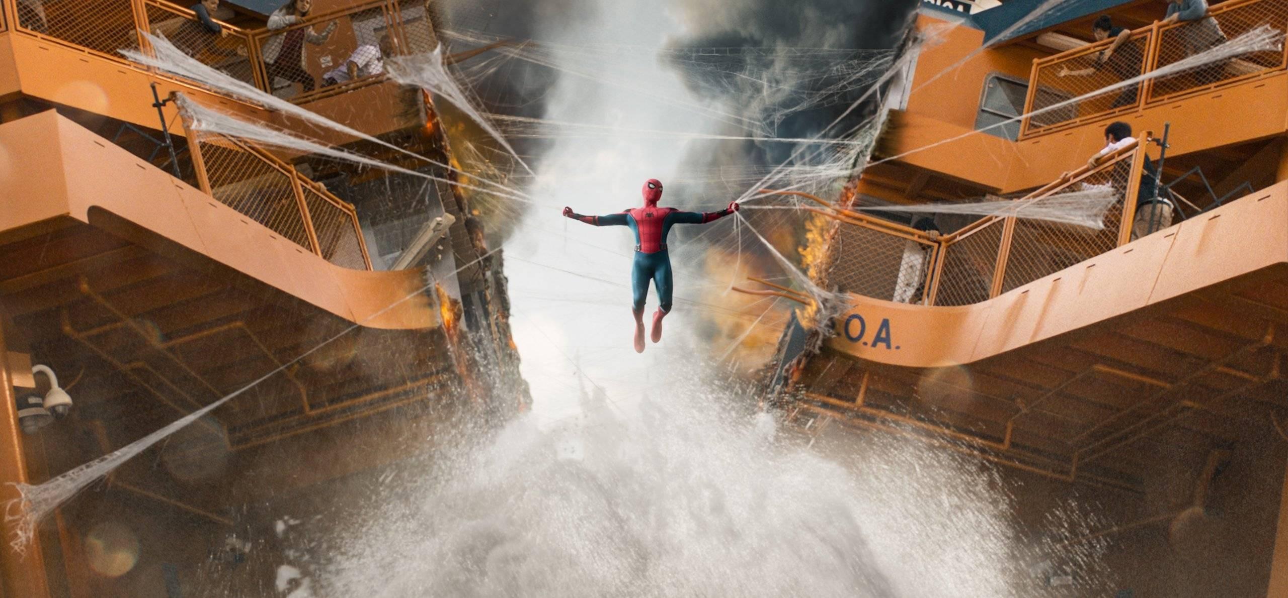 «Человек-паук: Возвращение домой» 4