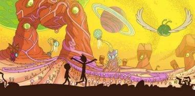 Тур по безумным мирам «Рика и Морти» 9