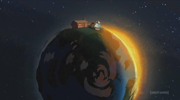 Тур по безумным мирам «Рика и Морти» 10
