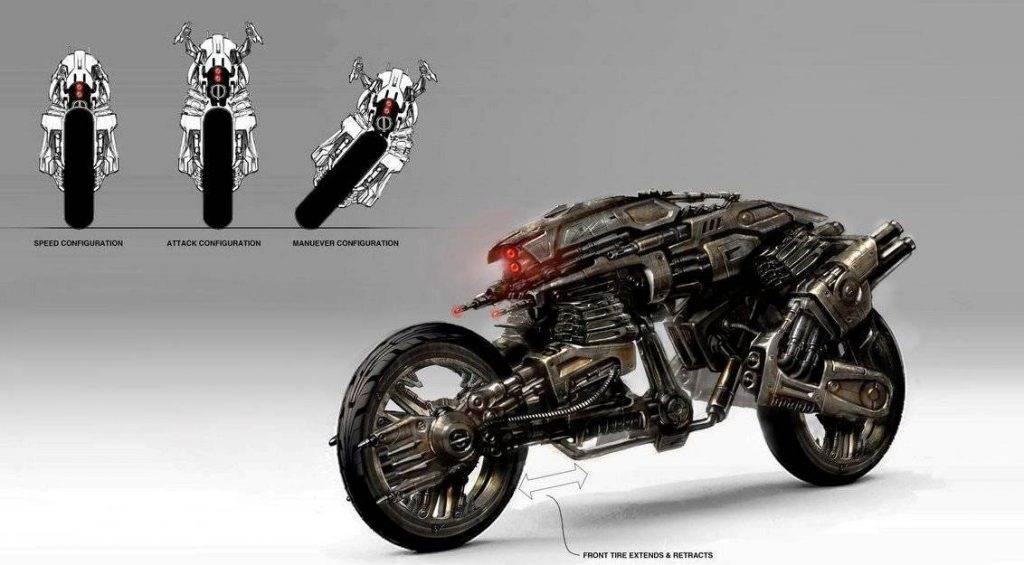 Терминаторы: все модели роботов-убийц 37