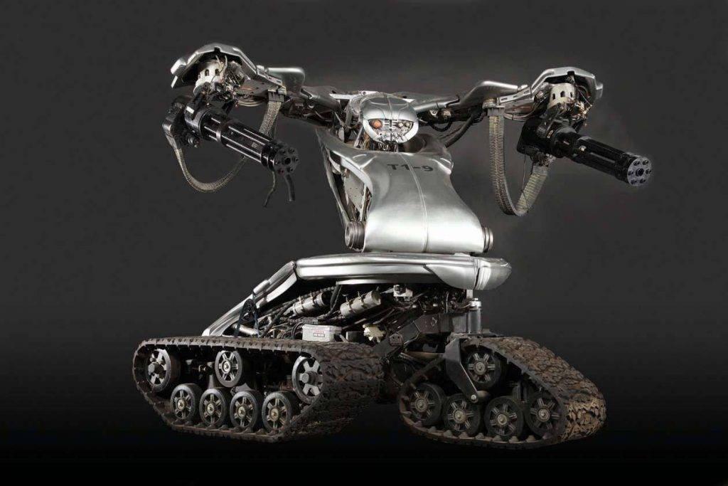 Терминаторы: все модели роботов-убийц 35