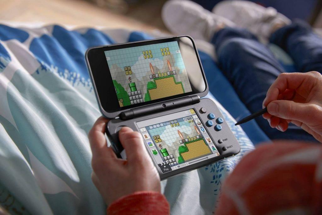 Обзор New Nintendo 2DS XL 5