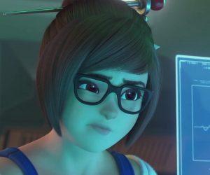 Короткометражка: история Мэй из Overwatch