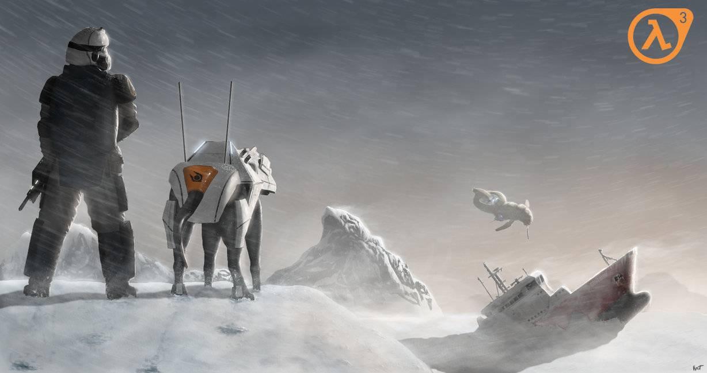 Сценарист серии Half-Life рассказал, каким мог быть сюжет следующей части 1