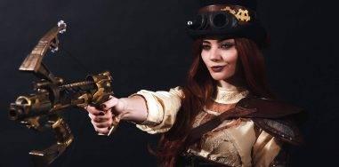 Косплей: Ксения Шелковская 4