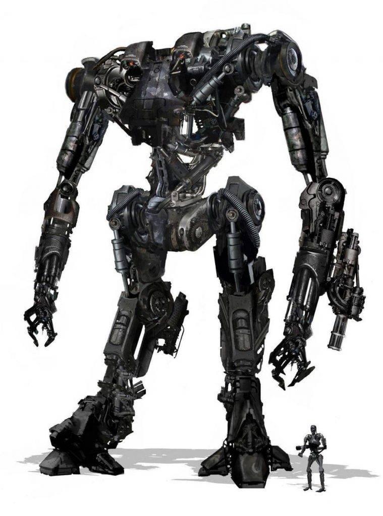 Терминаторы: все модели роботов-убийц 38