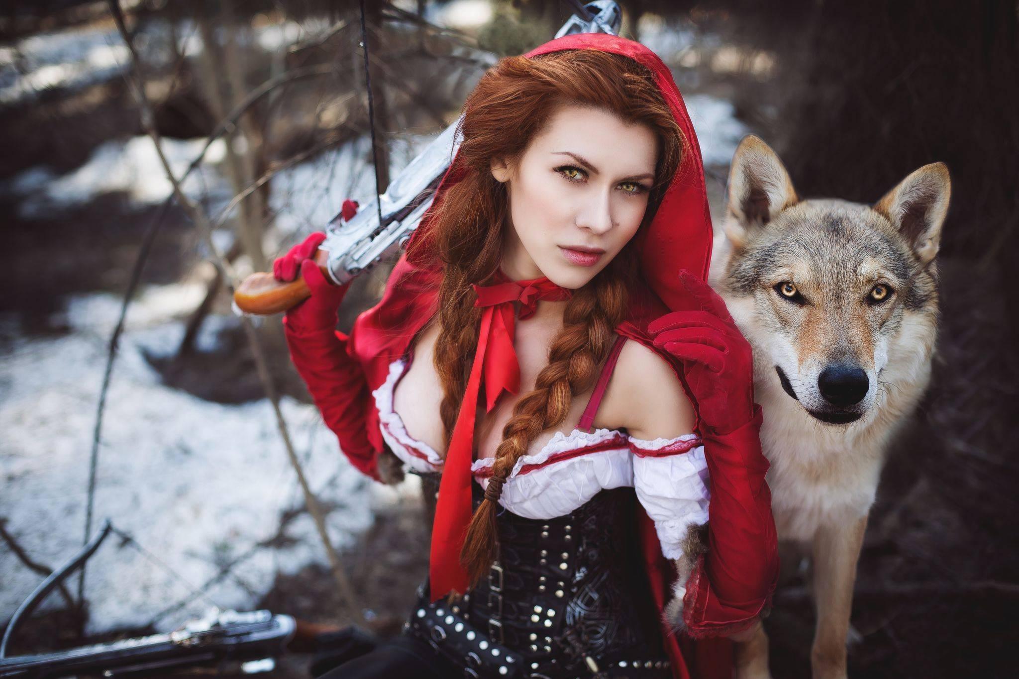 Косплей: Тина Рыбакова