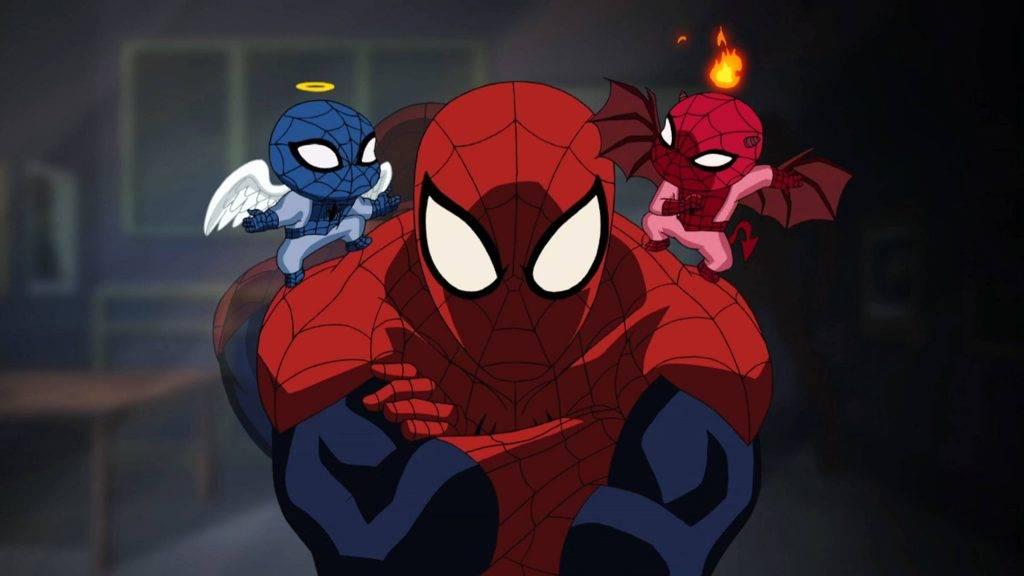 Стэн Ли и продюсеры — о мультсериале «Великий Человек-паук» 3