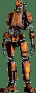 Терминаторы: все модели роботов-убийц 12