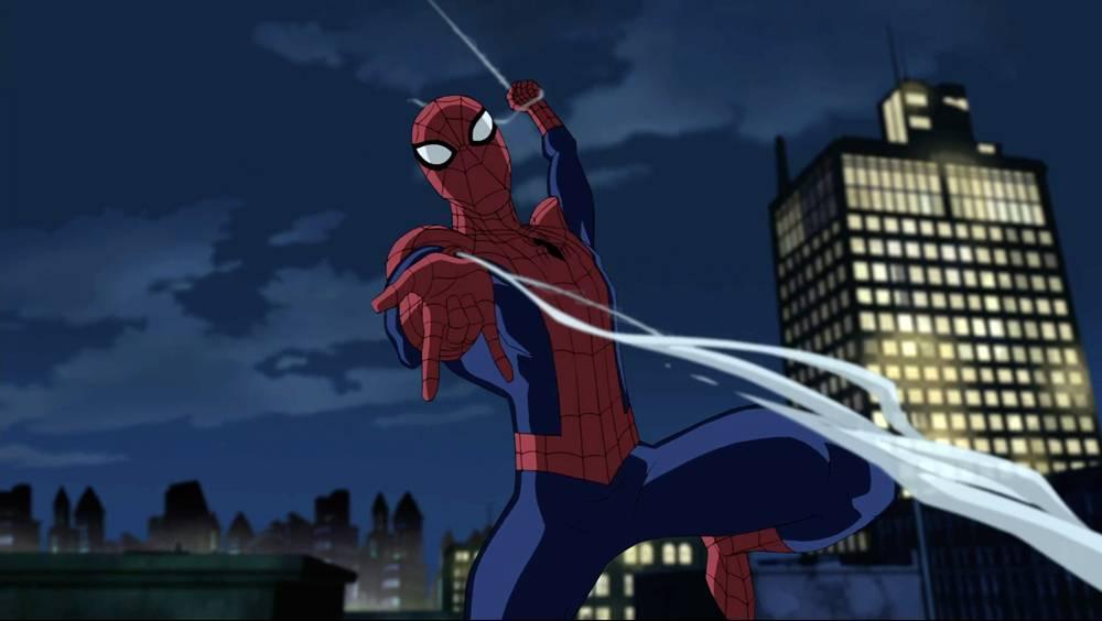 Стэн Ли и продюсеры — о мультсериале «Великий Человек-паук» 8