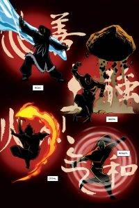Комикс «Аватар. Легенда об Аанге»