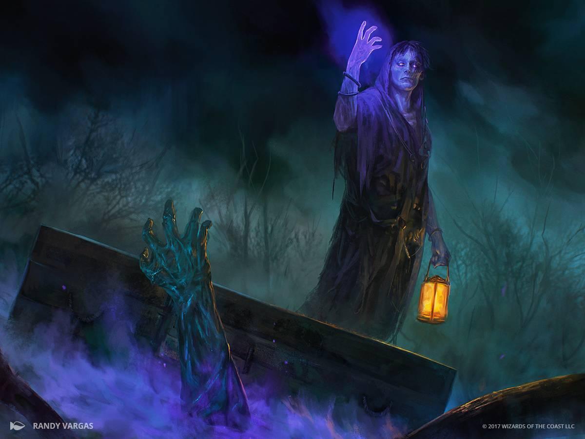 Превью новой карты Magic: The Gathering. Commander 1