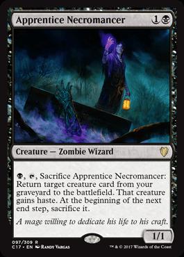 Превью новой карты Magic: The Gathering. Commander