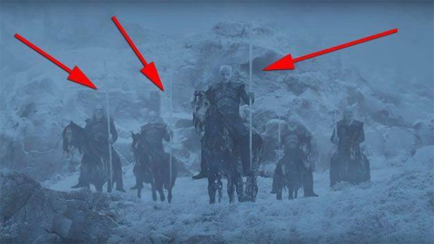 Фанатская теория: зачем на самом деле Король Ночи пришёл на ледяное озеро?