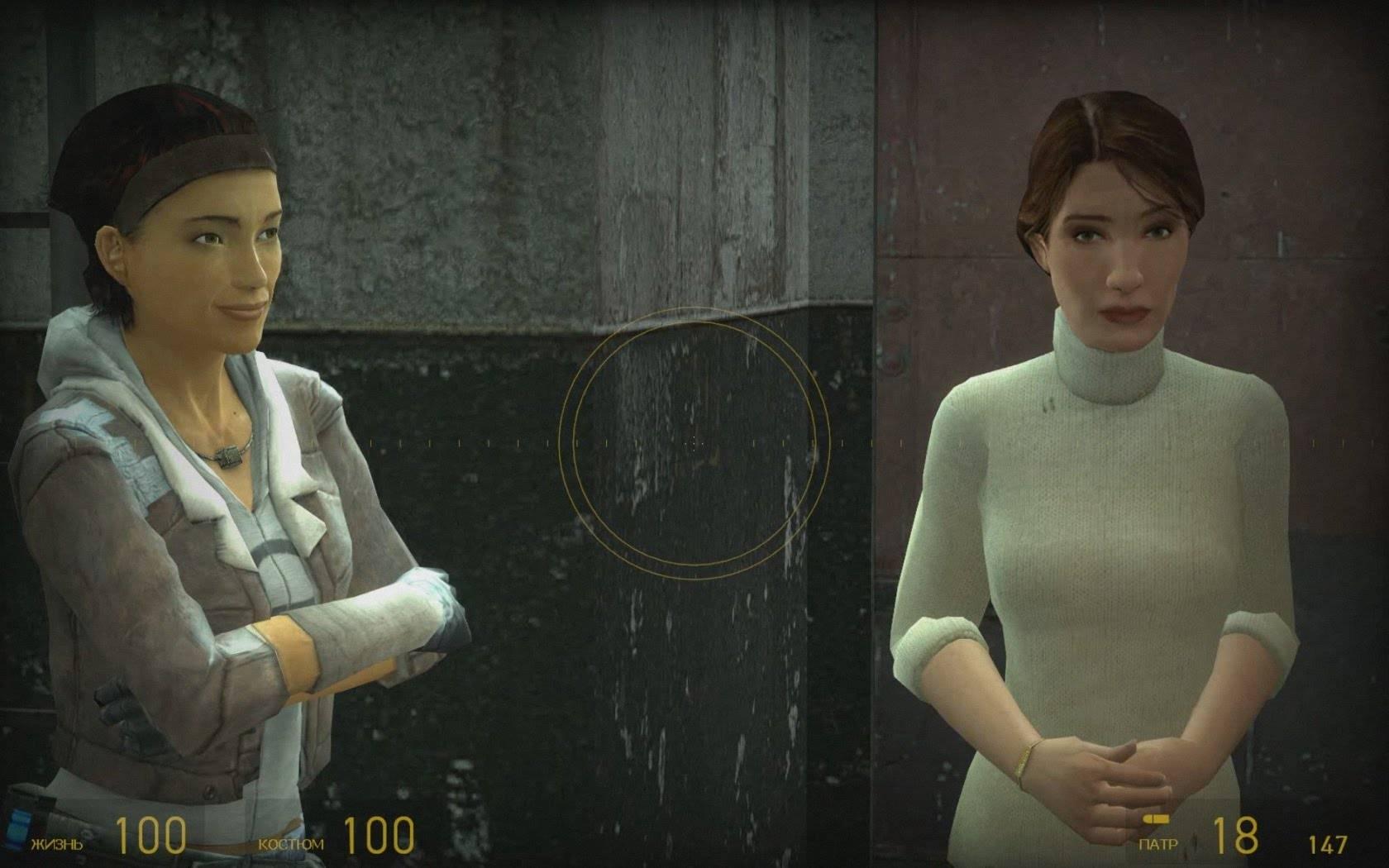 Сценарист серии Half-Life рассказал, каким мог быть сюжет следующей части 2