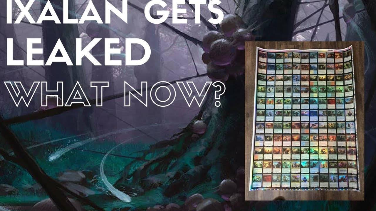 Wizards of the Coasts рассказали о глобальной утечке карт Magic: the Gathering 1