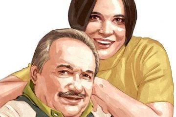 Моменты счастья #1. Авторская колона Марины и Сергея Дяченко