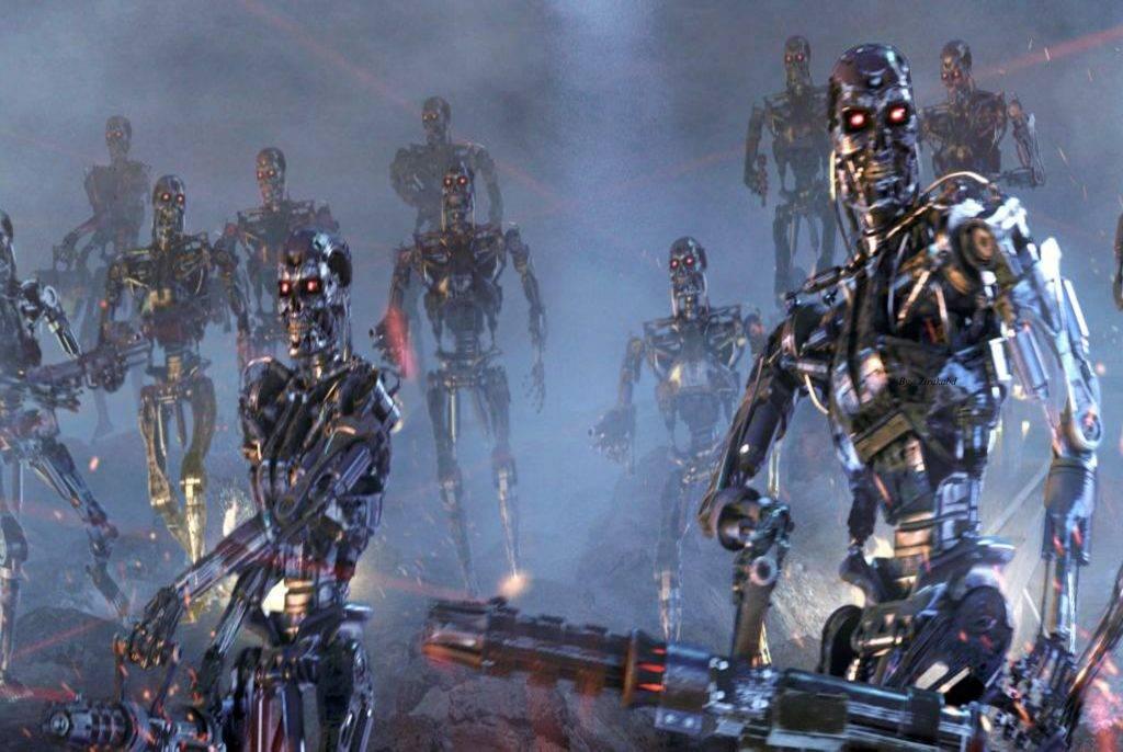 Терминаторы: все модели роботов-убийц 53