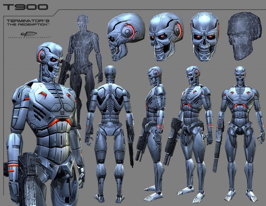Терминаторы: все модели роботов-убийц 43
