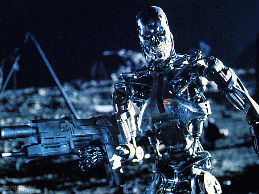 Терминаторы: все модели роботов-убийц 26