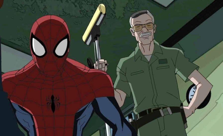Стэн Ли и продюсеры — о мультсериале «Великий Человек-паук» 7