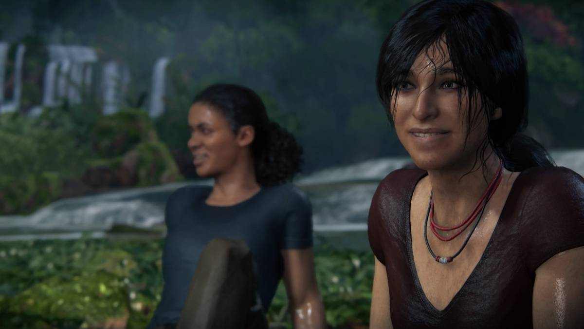 Uncharted: The Lost Legacy,